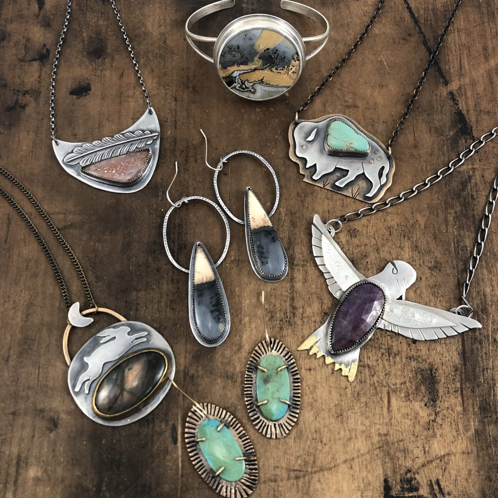 One of a Kind Gemstone Collection